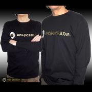 【DESPERADO】デスペラード ロングTシャツ フロントロゴプリント