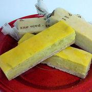 犬用ケーキ【スイートポテトバー チーズ】おしゃれなスイーツをわんちゃんにも♪