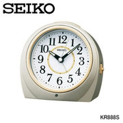 セイコー 目覚まし時計 KR888S SEIKO