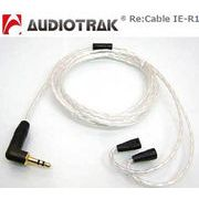IE-R1 AUDIOTRAK Re:Cable ゼンハイザー IE80/IE8専用 交換ケーブル