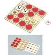 (在庫処分)リバーシ&えあわせパズル 7664【子ども向け・学校教材】