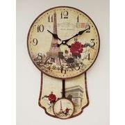 ローズ振り子時計