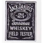 輸入ワッペン Jack Daniel's ジャック・ダニエルズ