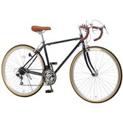 (価格変更)Raychell RD-7021R ロードバイク【ネイビーブルー】品番22044【代引き不可】