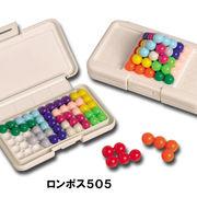 【安価玩具】ロンポス505☆ピラミッドパズル/知育玩具/パズルトイ/lonpos/IQ
