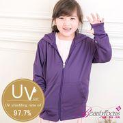 抗UV(紫外線防止) UVカットパーカー 子供用(5010)