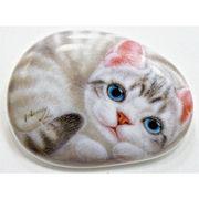 【HenryCats&Friends】ヘンリーキャット磁器製マグネット チェリー ネコ ねこ 猫 磁石 かわいい