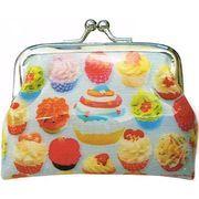 LETTERBOX ミニがま口ケース カップケーキ