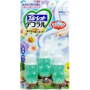 [メーカー欠品] ブルーレット デコラル 爽やかな森と花の香り 7.5g×3本入