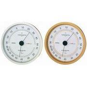 《日本製》【高精度センサ搭載】スーパーEX高品質温・湿度計
