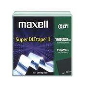 Maxell super DLT tape1 デ-タカートリッジ