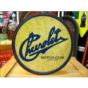 アメリカンブリキ看板 シボレー/Chevy 歴史深いロゴ
