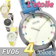 L'etoile レディース 腕時計 FV06
