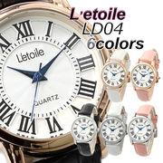 L'etoile  レディース 腕時計 LD04