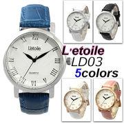 L'etoile  レディース 腕時計 LD03