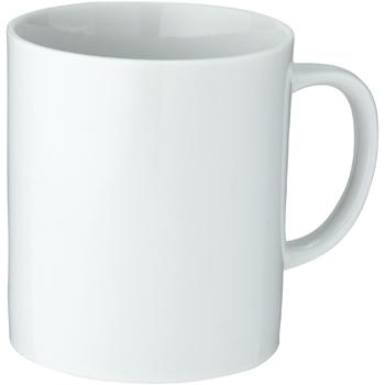 陶器マグ ストレート(M) / ノベルティ イベントグッズ 用品 景品 商材