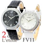 L'etoile レディース 腕時計 FV11