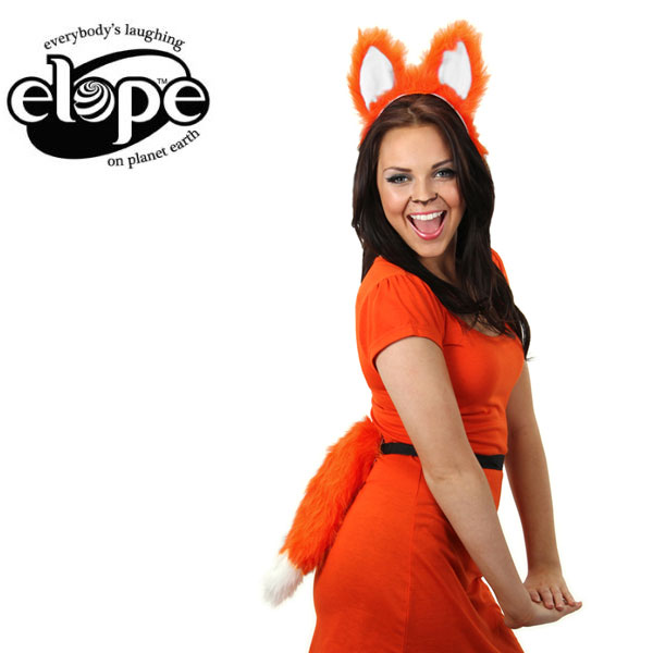ELOPE Moving Fox Tail  14300
