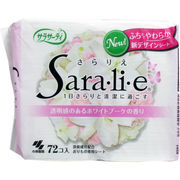 サラサーティ Sara・li・e(さらりえ) ホワイトブーケの香り 72個入