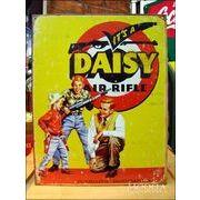 アメリカンブリキ看板 空気銃 It's A Daisy
