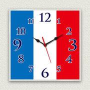 MYCLO 「世界の国旗」シリーズ時計 06 フランス