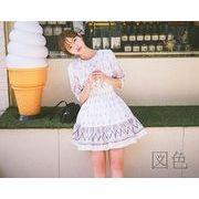 【初回送料無料】ロマンチックファッションワンピ○too-da1135-198