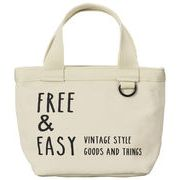 NH ランチトートバッグ FREE&EASY