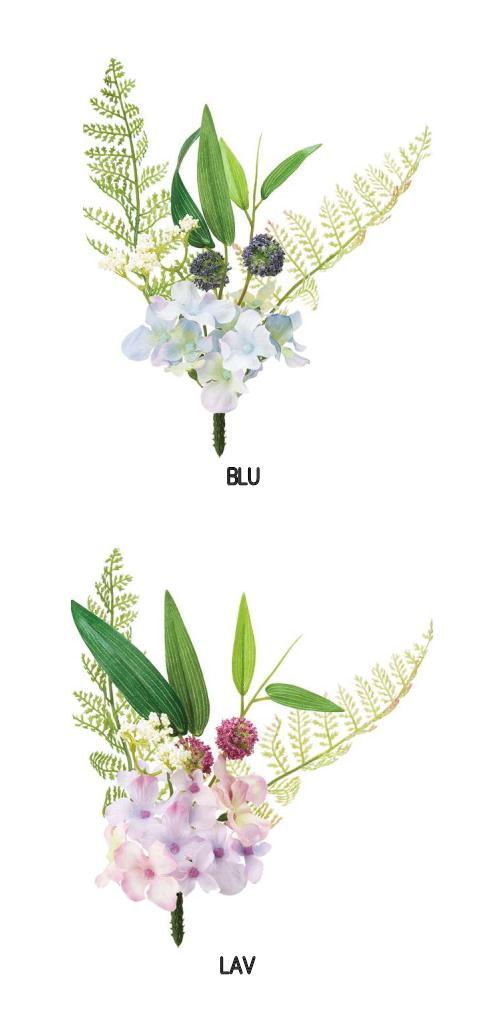 アジサイミックスブッシュ 造花 スプリング&サマーアイテム