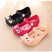 夏新品 可愛いデザインの子供靴  可愛い猫靴
