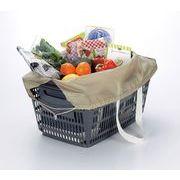 ●【生活応援グッズ】アイデア満載のお買物バッグ♪●変身保冷温お買い物バッグ●