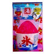 入浴剤 バスフラッペ(バスソルト)・いちごの香り /日本製  sangobath
