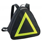 反射テープ付きピラミッド型バッグ
