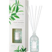 消臭・芳香剤(リードディフューザー) フィールズガーデン・グリーンティー 90ml/日本製  sangoaroma
