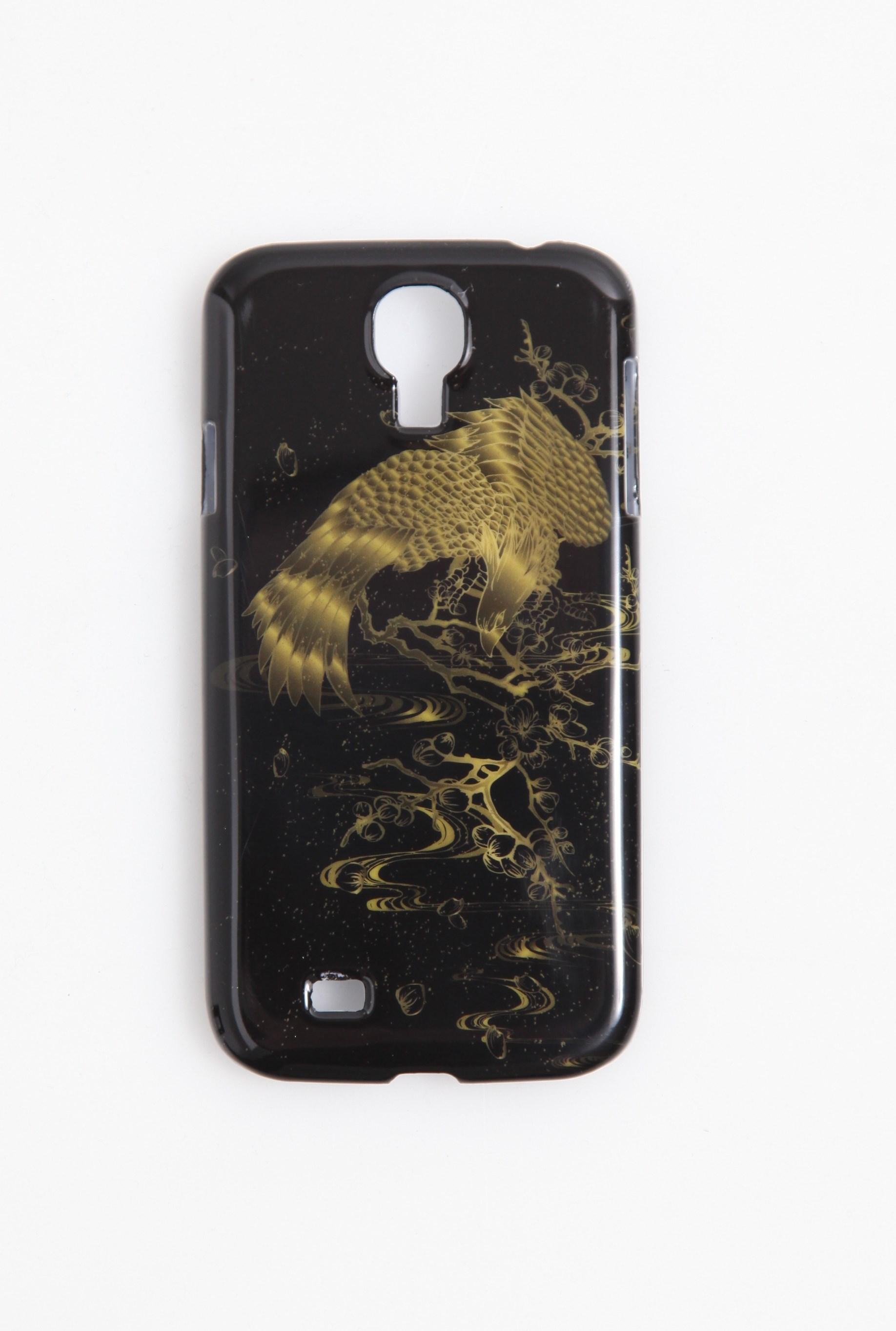 【Polyantha/ポリアンサ】これぞ日本!あまりにも圧巻的・迫力的な鷲を描写したGALAXY S4カバー