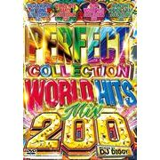 DJ DIGGY / PERFECT COLLECTION -WORLD HITS MIX 200- 洋楽 DVD 正規品 4枚組 【輸入盤】