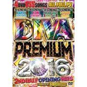 I-SQUARE / DIVA PREMIUM -2016 2ND HALF OPENING HITS- 洋楽 DVD 正規品 4枚組 【輸入盤】