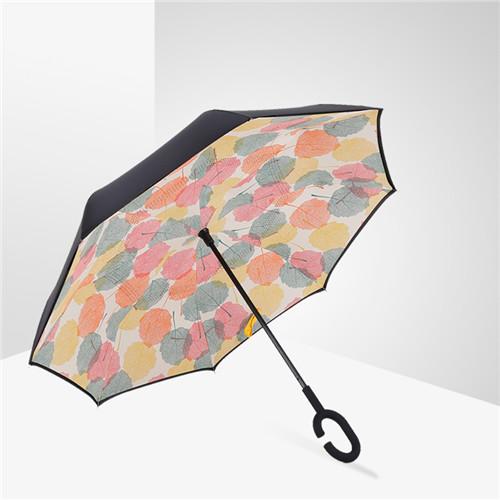逆さ傘 傘 レディース おしゃれ 逆向き 逆さまの傘 長傘 ジャンプ ボタン式 濡れない 折れない かわいい