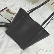 海外輸出向け☆品質自信あり無地 欧米 手提げ バッグ  全3色 bags-w1112