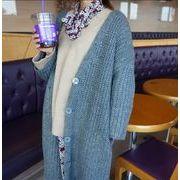 【初回送料無料】ファッション無地セーター☆全3色●xz-f38682-176【2016秋冬商品】