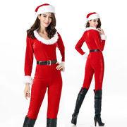 【即日出荷】ズボン サンタコスチューム クリスマス コスプレ衣装【9207】
