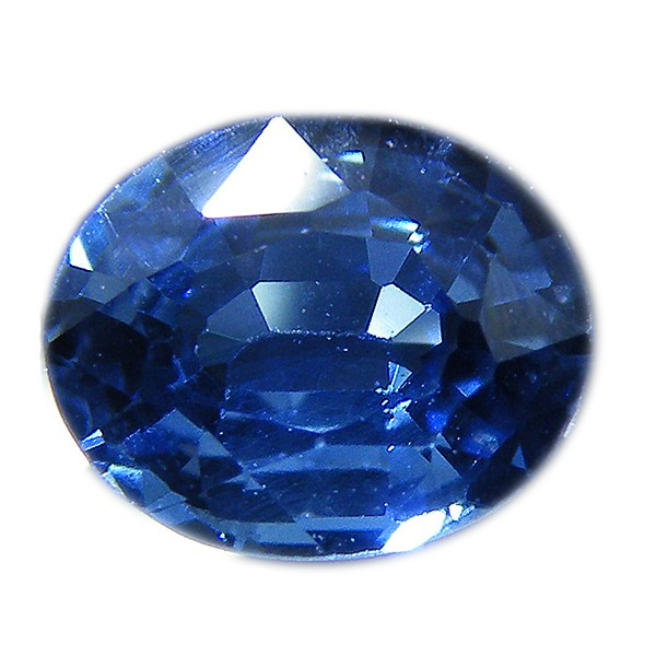 ≪特価品≫天然石 ブルーサファイア カンボジア・バイリン 4.13x5.06mm
