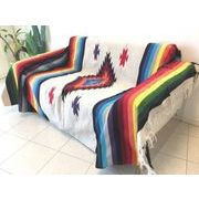 Mexican Rug Blanket 【Mazatlan Blankets】 / メキシカンラグ・ブランケット