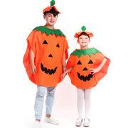 ハロウィン衣装 子供ハロウィン かぼちゃ風 衣装 子供用 かぼちゃ風衣装 衣装