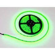 LEDテープ 白ベース 5m 300連SMD 正面発光 12V 防水 グリーン 緑
