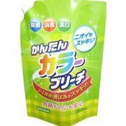 かんたんカラーブリーチ 詰替用 大容量 【 ロケット石鹸 】 【 漂白剤 】