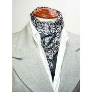 メンズ用100%シルクスカーフ  1039