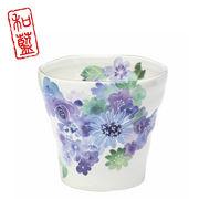花工房 ロックカップ ブルー