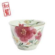 花水彩 煎茶シュウメイ菊