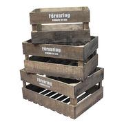 FORVARING BOX BROWN 3サイズセット
