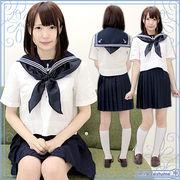 ■送料無料■雙葉(ふたば)高等学校 夏服 サイズ:M/BIG